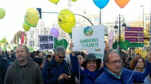 Manos Unidas reclama en la COP21 que los acuerdos sean ambiciosos, justos y legalmente vinculantes