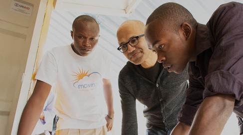 Microsoft donará 1.000 millones de dólares en servicios 'en la nube' para proyectos sociales