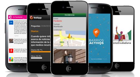 Las 10 mejores apps para promover la participación ciudadana en España y Latinoamérica