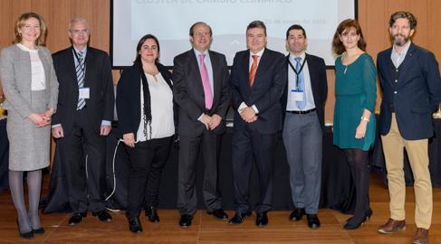 Las 36 empresas que integran el Clúster de Cambio Climático de Forética presentan la agenda para 2016