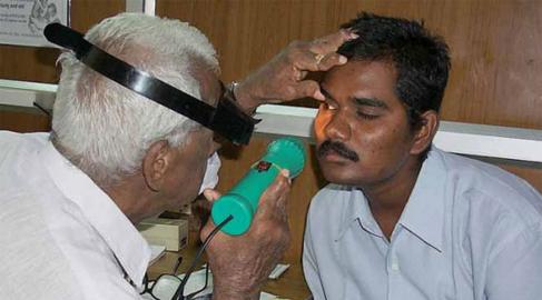 Dr. V, la luz de la India