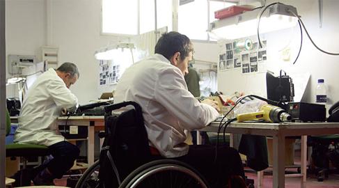 Momentum Project se vuelca con las personas con discapacidad