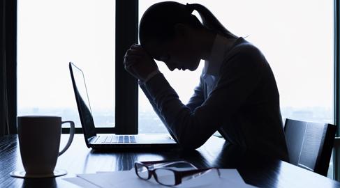 Las empresas se preocupan por el estrés laboral y sus consecuencias sobre la salud y la productividad