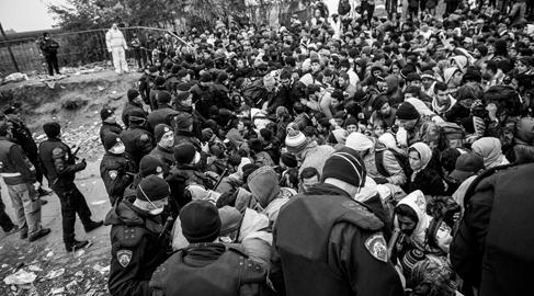 Farmamundi denuncia la falta de respuesta de la comunidad internacional en la crisis migratoria