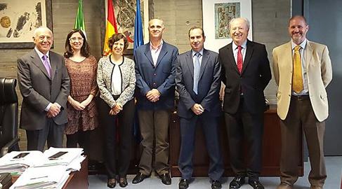 La AEF pide a la Junta de Extremadura mejoras en el marco regulador de las fundaciones