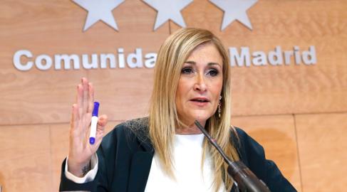Cifuentes impulsa la participación ciudadana a través de una Ley de Gobierno Abierto en Madrid
