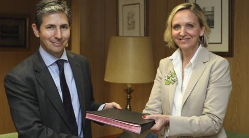 El Ministerio de Empleo y Spainsif fomentarán la inversión socialmente responsable en España