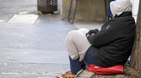 La pobreza se estanca en España
