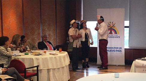 Balance positivo del proyecto de asistencia técnica a cooperativas para la inclusión financiera en Colombia