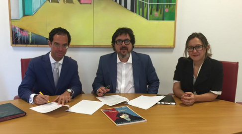 Acreditra y Universidad de Sevilla firman un convenio para impulsar la transparencia y el buen gobierno