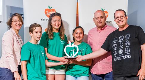 'Coles Activos' reconoce la labor de cuatro centros educativos por promover hábitos saludables