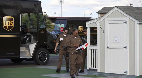 UPS inaugura su primer centro europeo de formación en seguridad para sus conductores