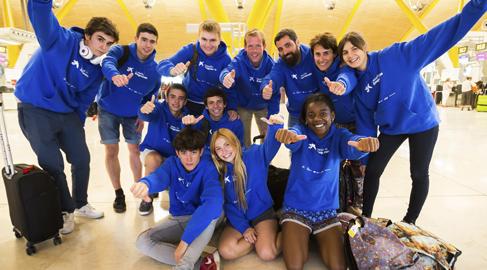 Los nuevos emprendedores sociales españoles aprenden en Silicon Valley