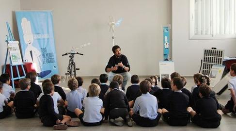 45.000 escolares se acercan al mundo de la energía por Endesa Educa