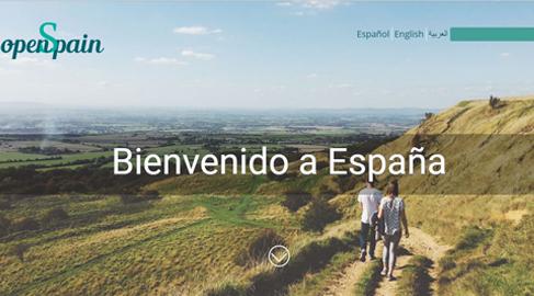 Nace Openspain, la primera web para facilitar la inserción de los refugiados en España