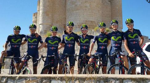 Valverde Team y Kilómetros Verdes compensan el CO2 de más de 42.000 km recorridos