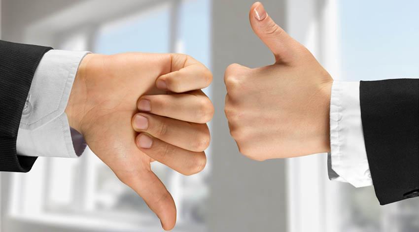 Cinco cosas que hacen los buenos directivos... y cinco que no