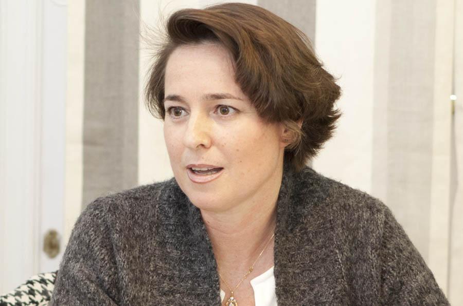 <p>Cuca Sacristán, consultora en Centro Interamericano de Administraciones Tributarias.</p>