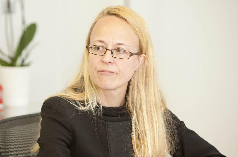 <p>Katharina Miller, socia fundadora de 3Compliance.</p>