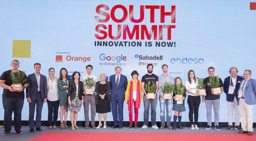 South Summit da cobijo a nuevas 'startups' tecnológicas con espíritu social