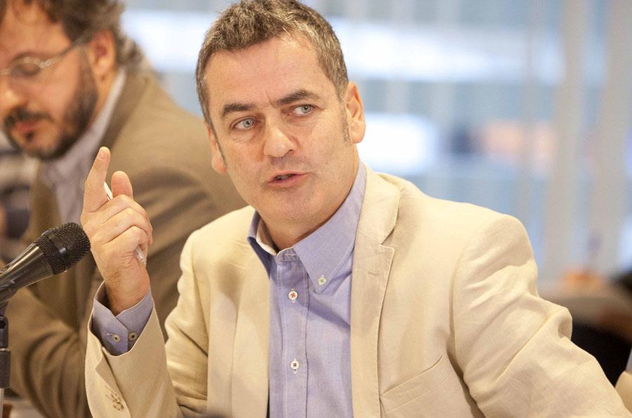 <p>Giles Tremlett, contributing editor de The Guardian.</p>