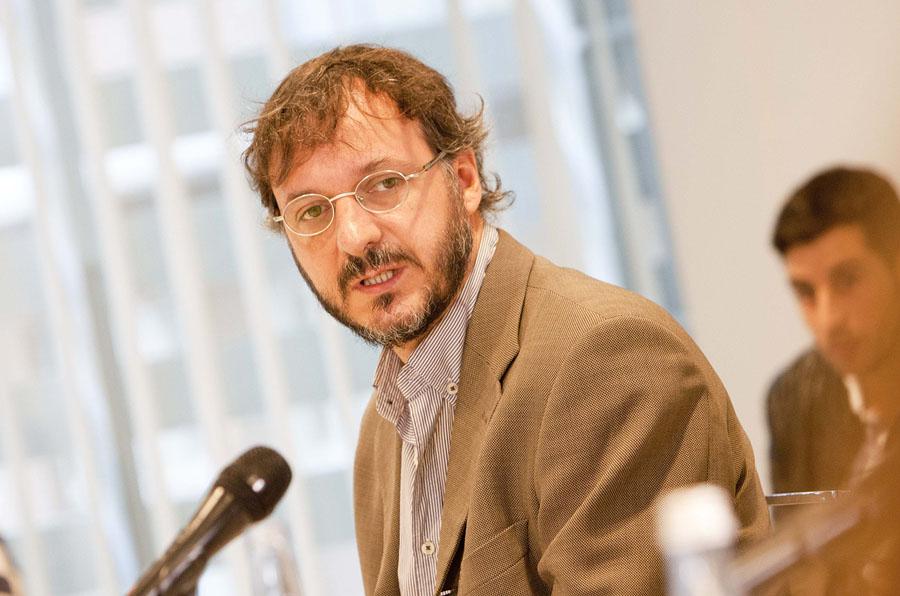 <p>Marcos García Rey, periodista del Consorcio Internacional de Periodistas de Investigación (ICIJ).</p>