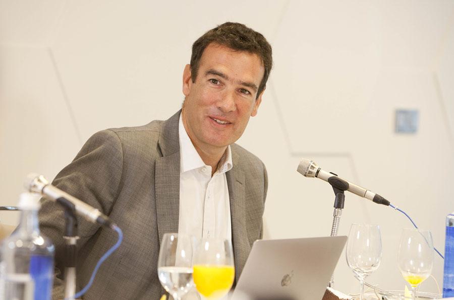 <p>Raphael Minder, corresponsal de The New York Times en España y Portugal.</p>