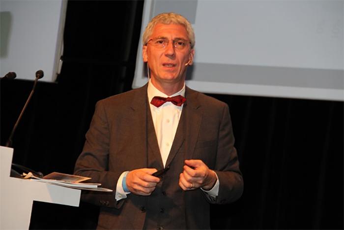<p>Roland Michelitsch, especialista Principal de Economía y Desarrollo del Sector Privado en la Oficina de Evaluación y Supervisión del BID.</p>