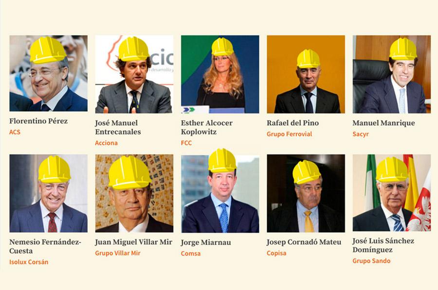'¿Quién cobra la obra?' arroja luz a la contratación de obra pública en España