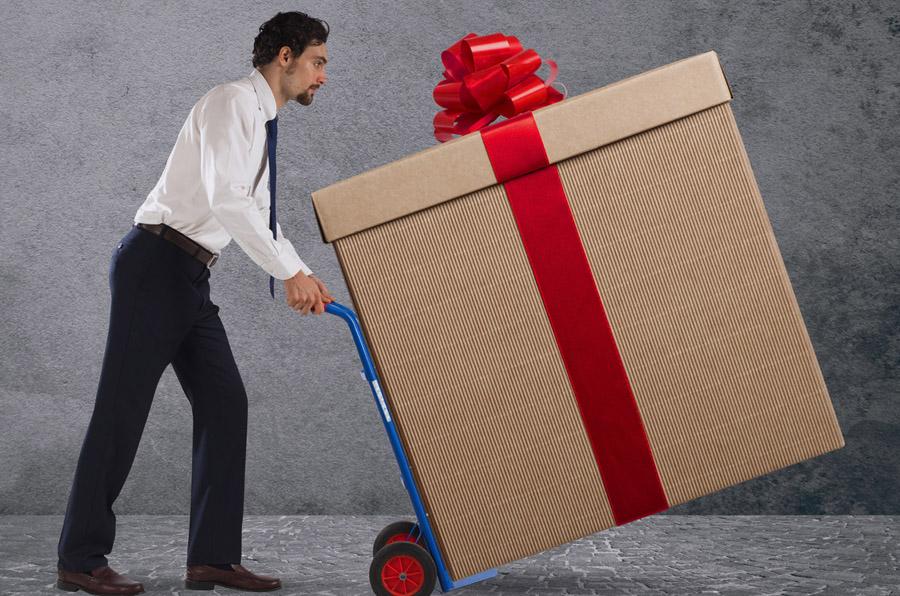 Cómo aceptar regalos corporativos sin incumplir las normas