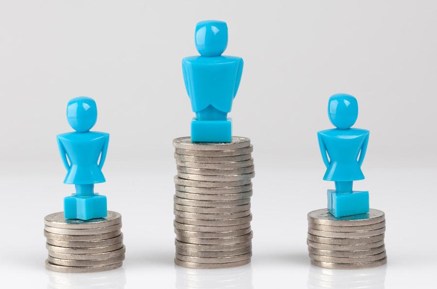 La baja corresponsabilidad abre la brecha salarial entre hombres y mujeres