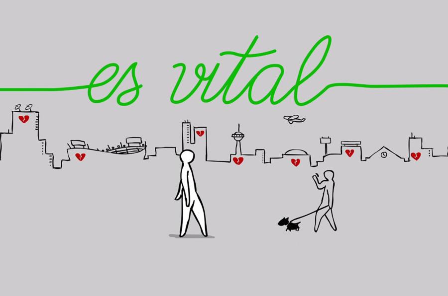 Madrid será en la primera comunidad cardioprotegida