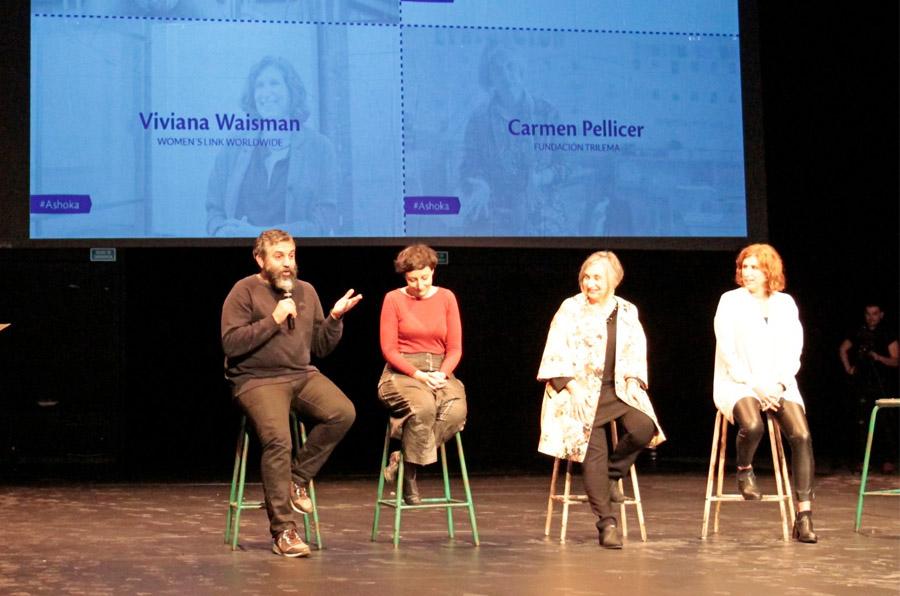 Cuatro nuevos emprendedores sociales españoles se unen a la red Ashoka