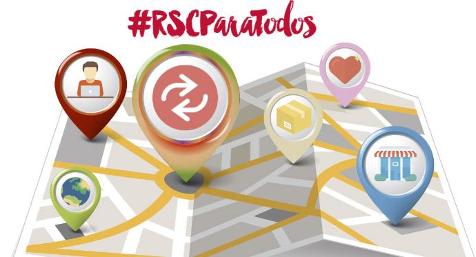 #RSCParaTodos diseña estrategias de responsabilidad social sobre seis líneas