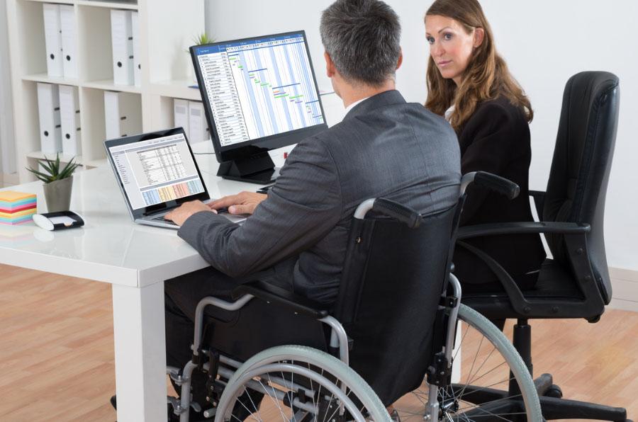 2016 se cierra con una cifra récord de contratación de personas con discapacidad