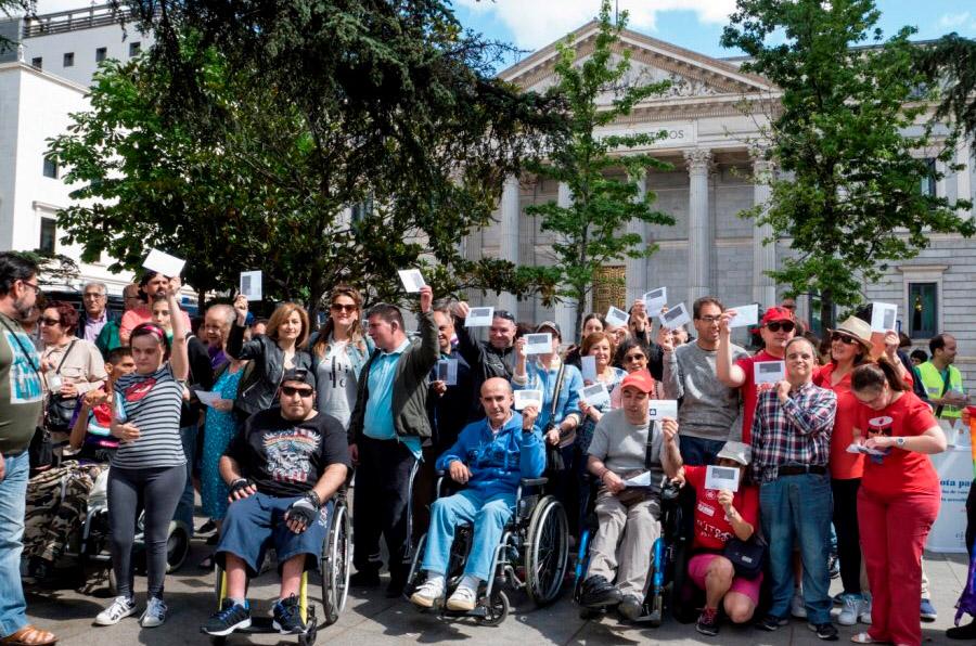 La discapacidad, una cuestión de derechos