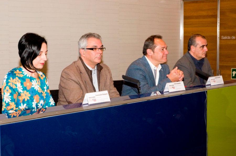 700 entidades juntas en la nueva Plataforma del Tercer Sector de la Comunidad de Madrid