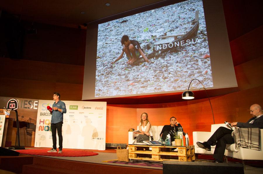 <p>Imagen de la pasada edición de Sustainable Brands 2016 en Barcelona.</p>