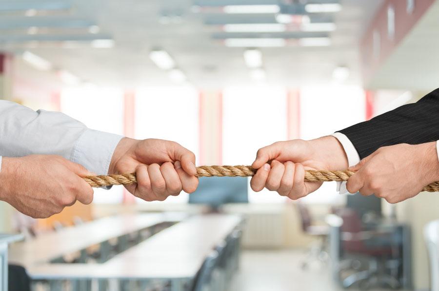 El 83% de las organizaciones cuenta con mecanismos para resolver conflictos de intereses