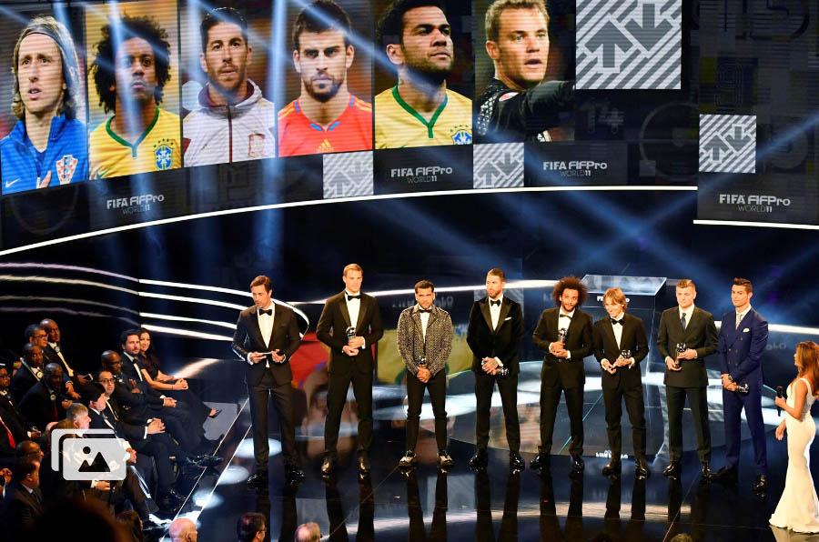 El mejor (y solidario) once del fútbol mundial