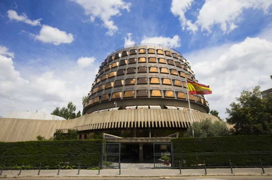 <p>Sede del Tribunal Constitucional</p>