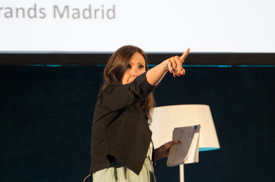 <p>Sandra Pina, directora de Sustainable Brands España.</p>