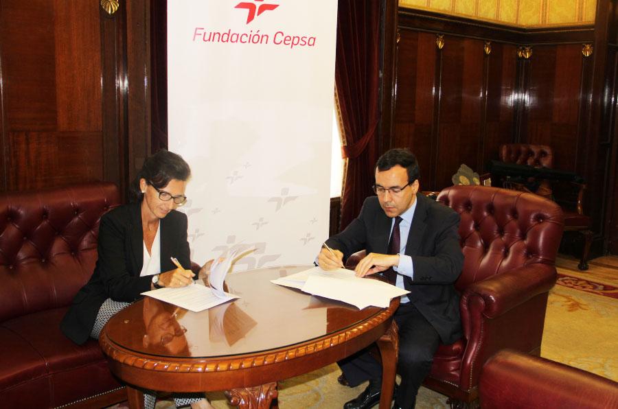 Fundación Cepsa crea una cátedra para la innovación en energía y medio ambiente