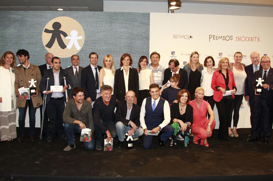 La Fundación Inocente, Inocente entrega 100.000 euros a ONG en sus premios anuales