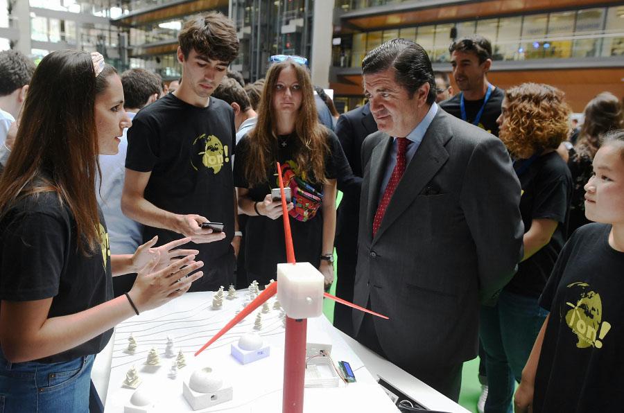 Más de 700 estudiantes de secundaria presentan sus ideas para mejorar la sociedad