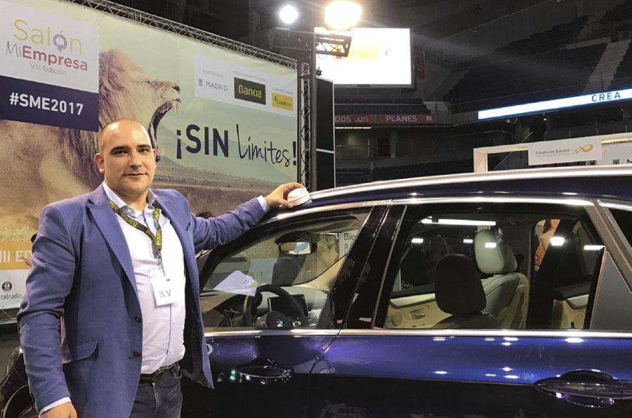 Tecnología LED y aplicaciones móviles para mejorar la seguridad en la carretera