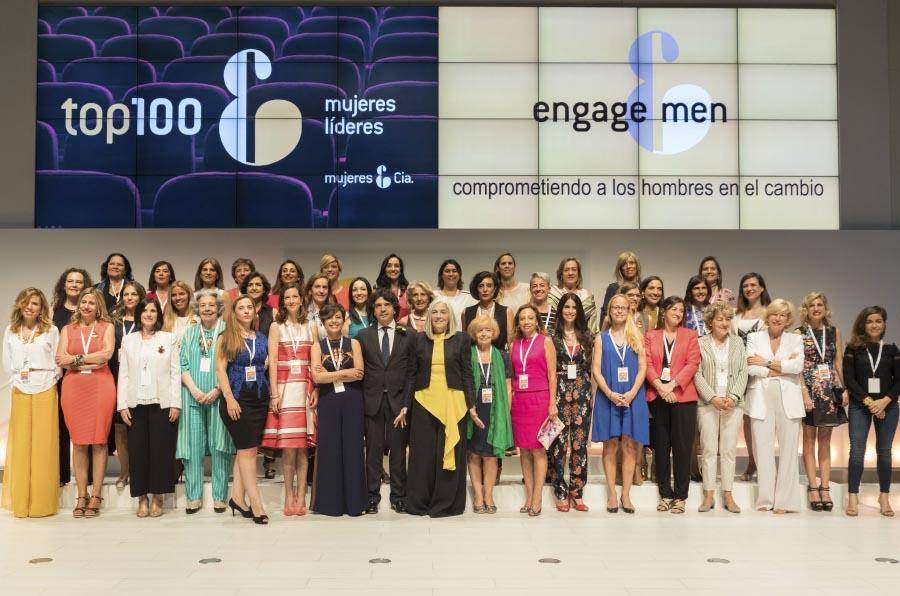 Top 100 Mujeres Líderes reconoce el valor del género femenino en la sociedad