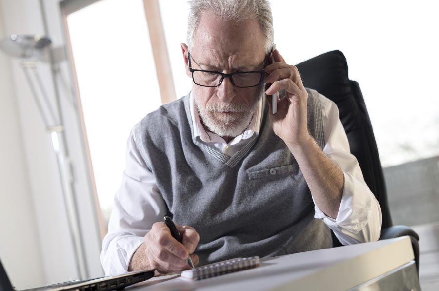 Siete de cada diez desempleados mayores de 55 cree que no podrá volver a trabajar