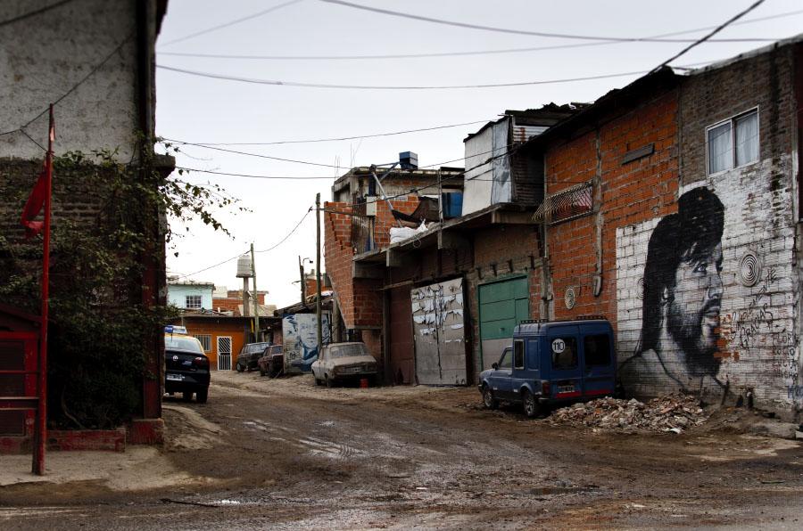 <p>Calles de la Villa 21.</p>