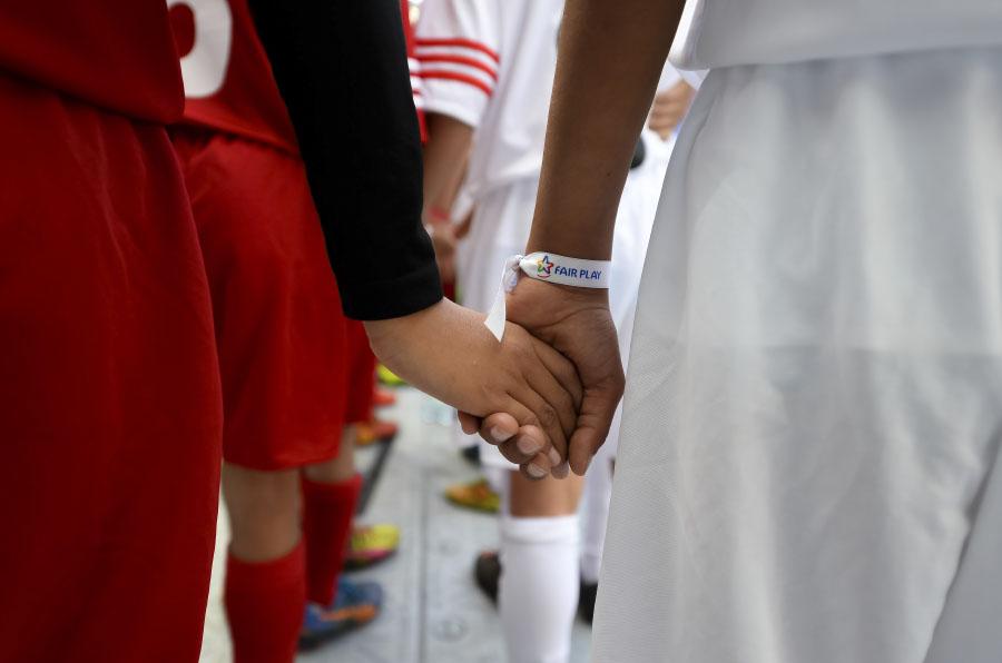 Danone Nations Cup: fútbol para fomentar valores en los niños